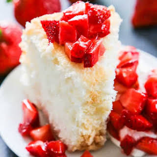 Flavored Angel Food Cake Recipes.