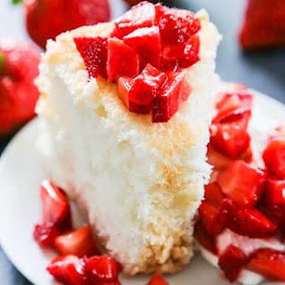 Angel Food Cake.