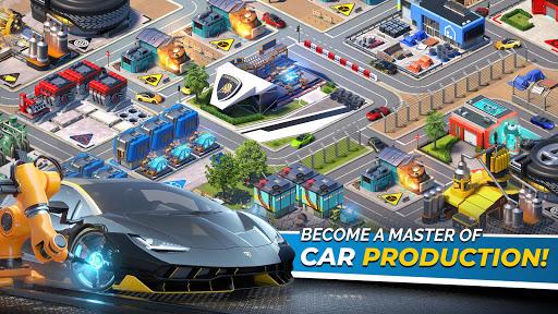 Car Legends Tycoon  captures d'u00e9cran 1