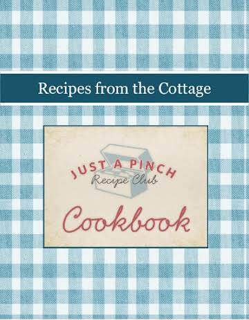 Recipes from the Cottage