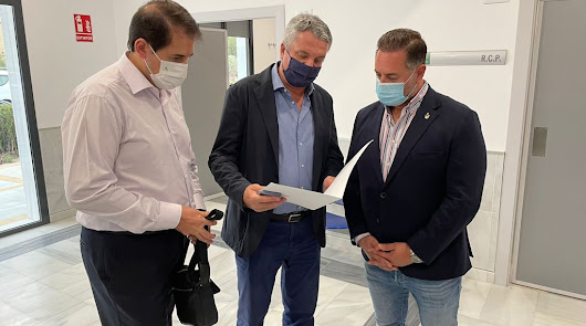 El Centro de Salud de Macael inaugura su nueva planta de urgencias