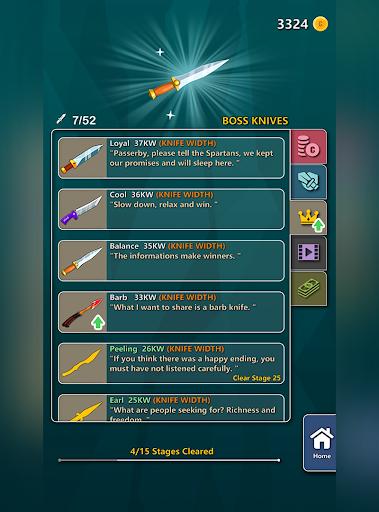 Knife Strike - Knife Game to Hit 1.1.121 screenshots 10