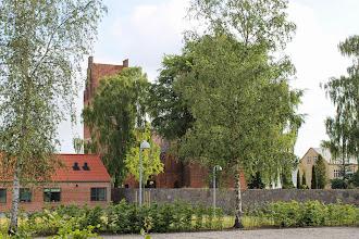 Photo: Den 18. juni Morgensamling i Haslev Kirke.
