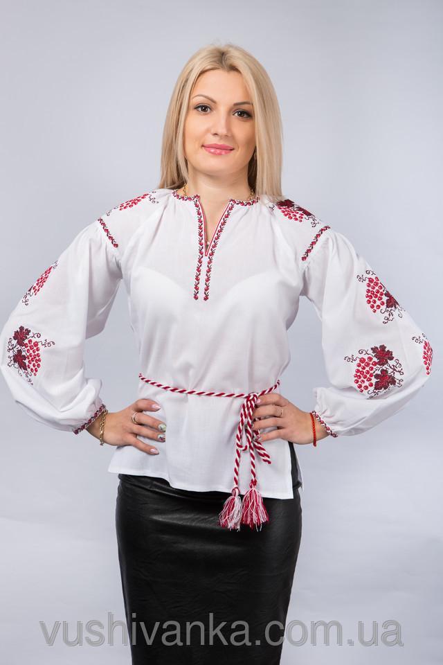 украинская рубашка вышиванка