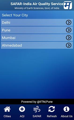 SAFAR-Air 2.0 screenshots 2