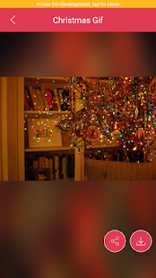 Merry Christmas GIF 2018 (HD) - náhled
