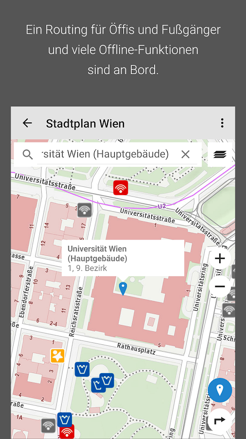 wien.at live- screenshot
