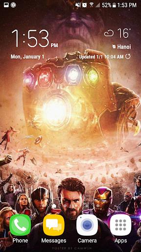 Superheroes Wallpapers 4K | HD Backgrounds Pro 1.0.1 screenshots 8