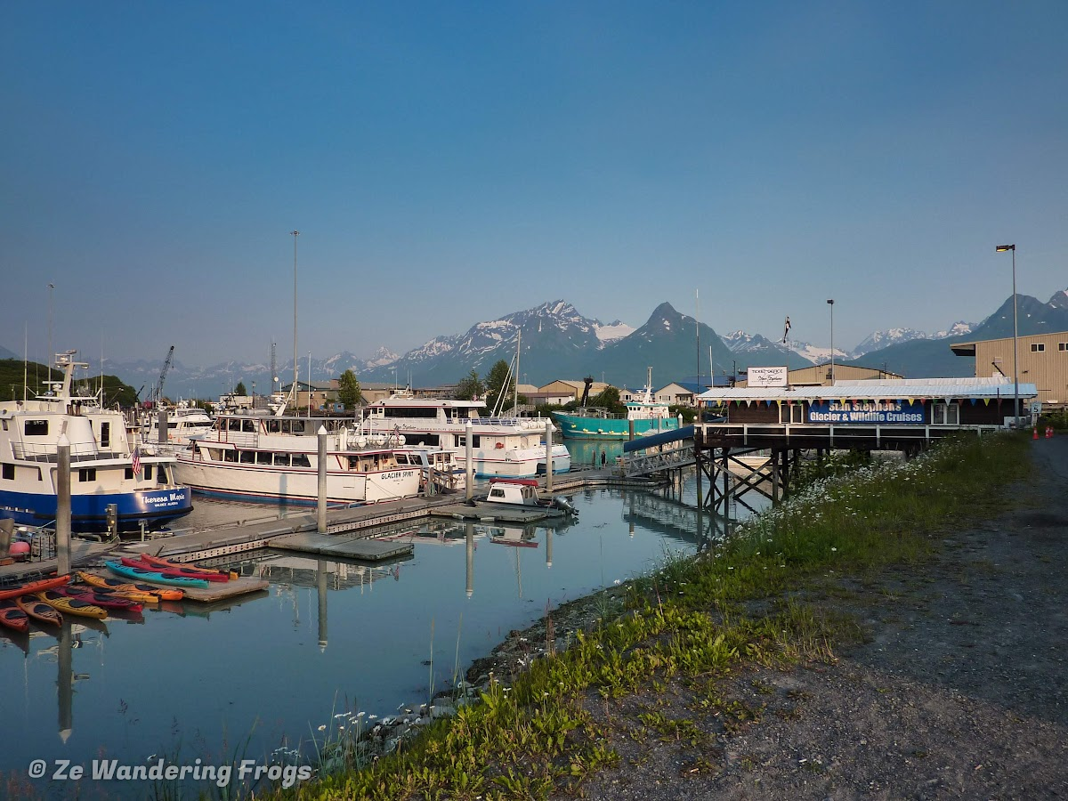 USA Alaska Itinerary 10 Days // Valdez