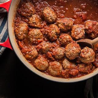 TT National | Mama Ramen Shrimp Soup with Mini Pork Meatballs.