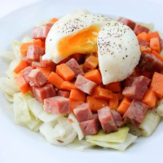 Corned Beef Breakfast Hash.