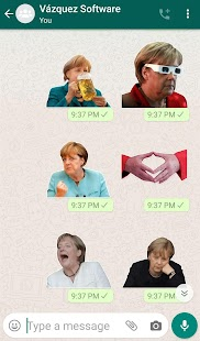 WastickerApps Memes Screenshot