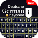 German keyboard: German Language Keyboard German icon