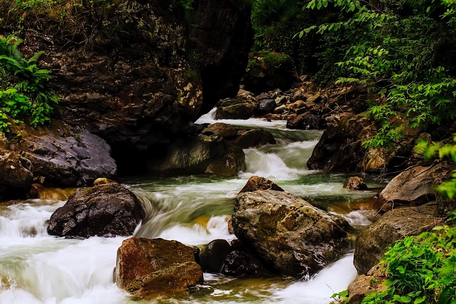 by Oguz Sevim - Landscapes Waterscapes