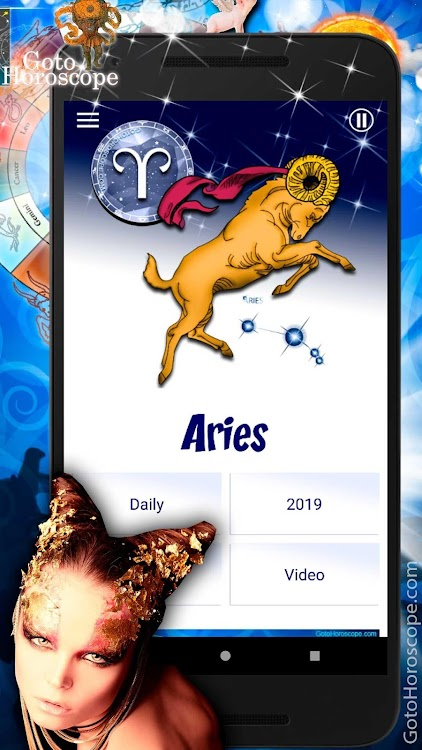 Aries Horoscope - Aries Daily Horoscope 2019 – (Android Apps