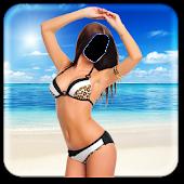 Woman Bikini Photo Suit