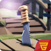 Download Game Flick Knife [Mod: All Knives + No Ads + Money] APK Mod Free