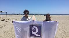 La bandera de la 'Q de Calidad' ondea en Las Marinas.