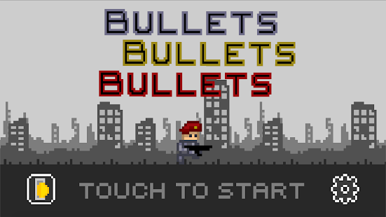 Bullets Bullets Bullets Screenshot 1