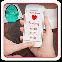 Fingerprint Heart Rate Prank icon