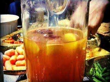 Homemade Mulled Cider (with Vanilla And Nutmeg) Recipe