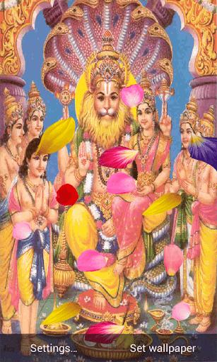 Narasimha Live Wallpaper