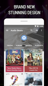 Music Player - Audio Beats screenshot 1
