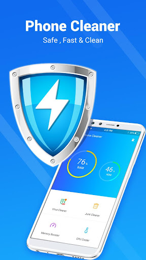 Phone Cleaner - Junk Cleaner, Antivirus & Booster for PC