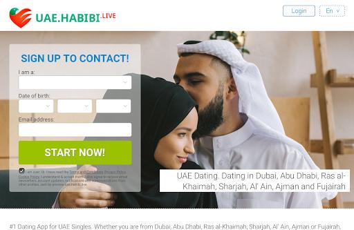 UAE Dating. Dubai Dating 1.0 screenshots 3