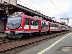 Photo: ED72A-007 (Arriva), Toruń Główny - Kutno {Toruń Główny; 2014-05-29}