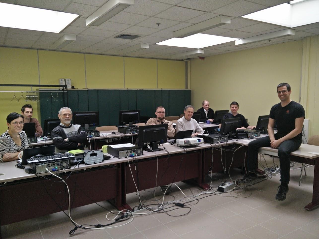 PSA Ceph class group photo