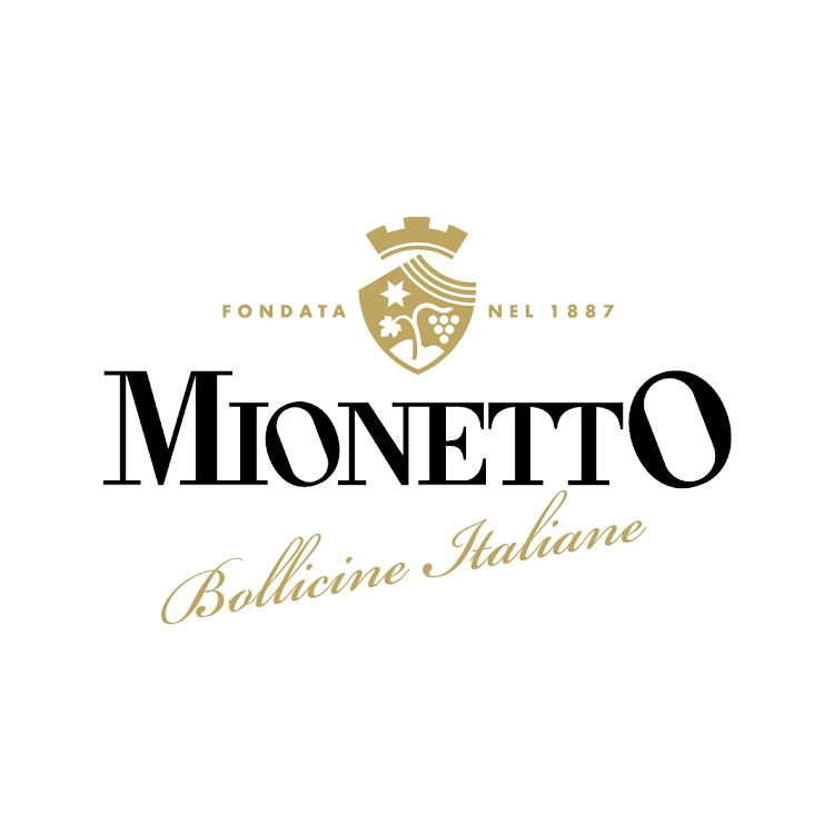 Logo for Mionetto Prosecco Brut Gold