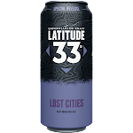 Latitude 33 Lost Cities