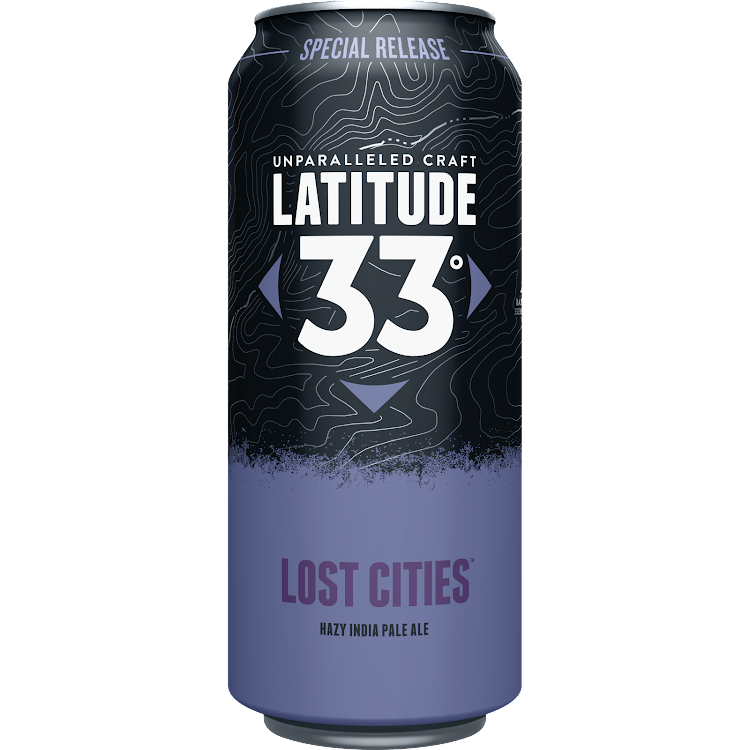 Logo of Latitude 33 Lost Cities