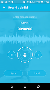 Slydial - Voice Messaging- screenshot thumbnail