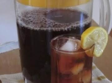 Great-Tasting Southern Iced Tea (with Splenda)
