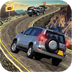 Crazy OffRoad Prado Driving Icon