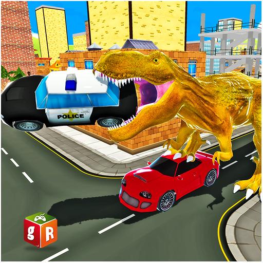 City Dino Rampage 2017 (game)