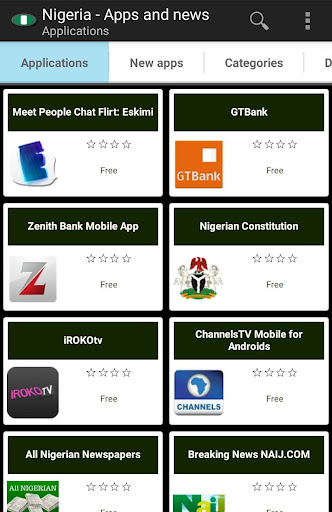 Nigerian apps
