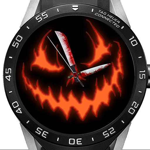 watch face halloween for wear apps on google play