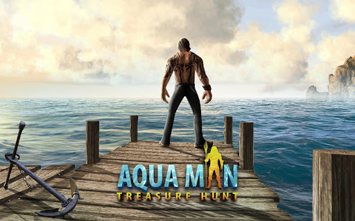 Incredible Superhero Aquaman : Underwater Hero download 2