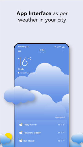 Weather - By Xiaomi  screenshots 1
