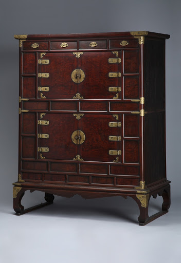 Two-tiered Chest