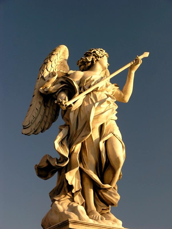 L'angelo di trentina