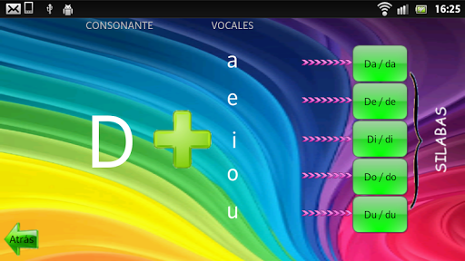 Learn to read in Spanish screenshot 9