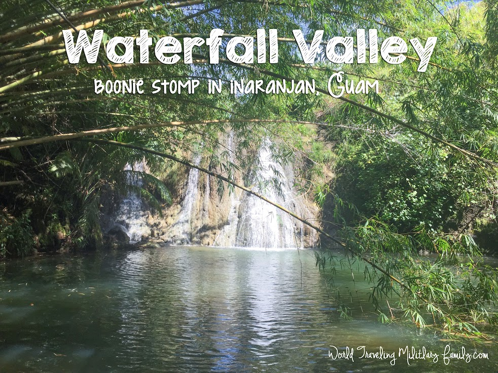 Waterfall Valley Hike & Jumping! Inarajan, Guam