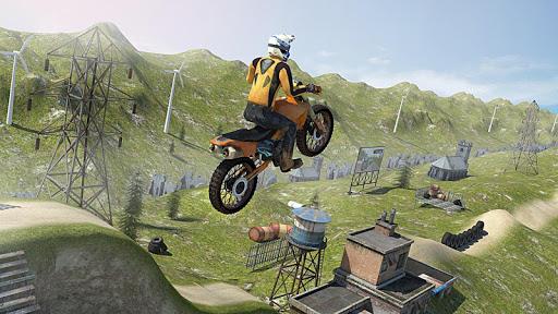Stunt Bike Hero screenshot 6