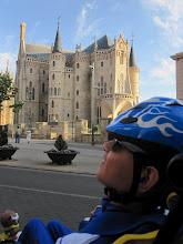 Photo: Antiguo Palacio Arzobispal de Gaudí, actual Museo de los Caminos. Astorga.