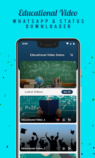 Educational Status Videos screenshots 2