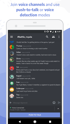 Discord - Chat for Gamers 7.0.5 screenshots 3